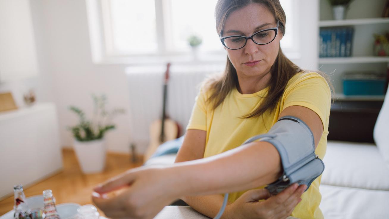 a legkevesebb mellékhatással járó magas vérnyomás esetén