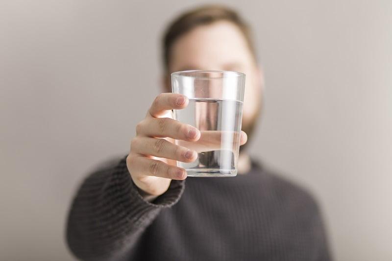 ha magas vérnyomás hogyan kell vizet inni
