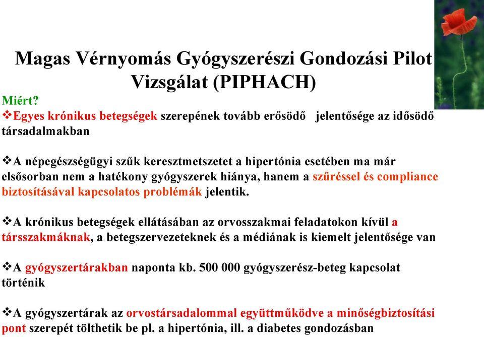 krónikus hipertónia gyógyszerek magas vérnyomás felső és alsó nyomás