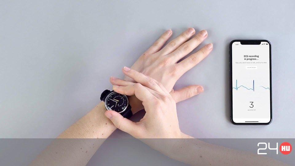 példa a magas vérnyomás esetén az ecg-re