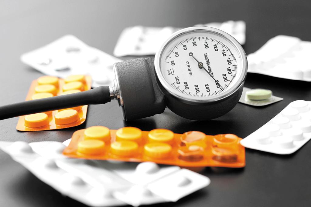 lerkamen a magas vérnyomás kezelésében