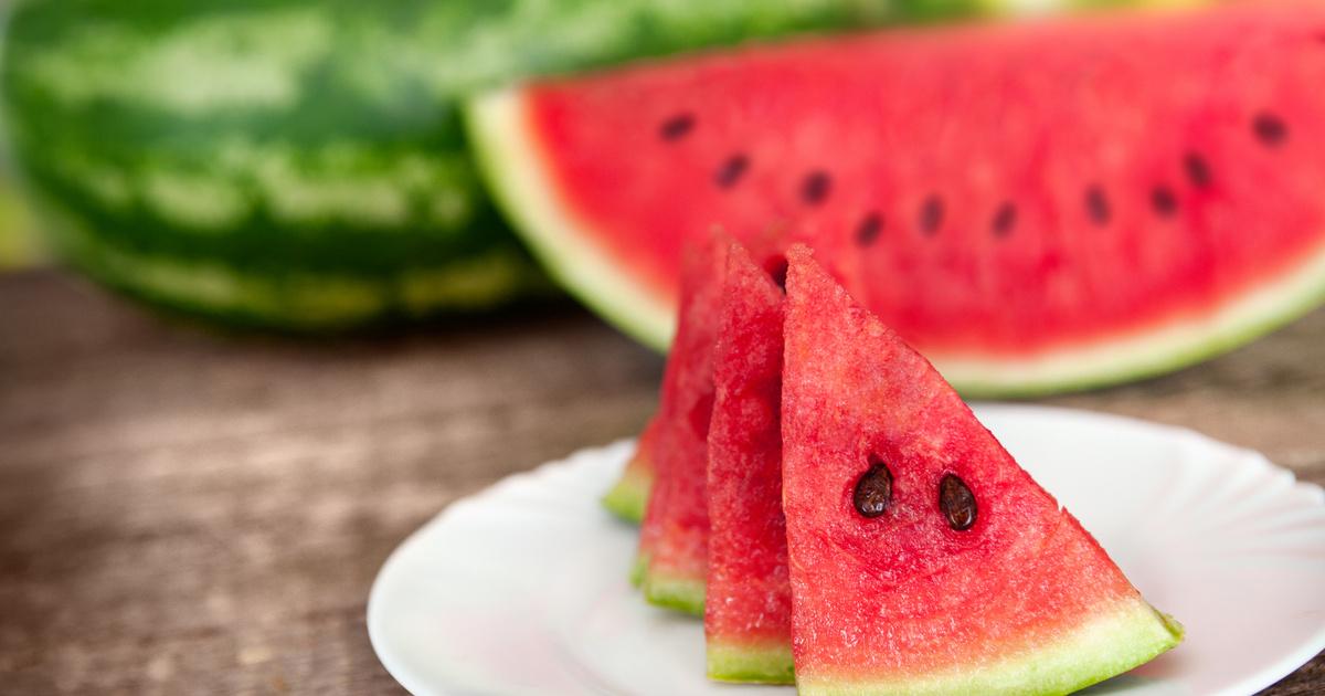 görögdinnye magas vérnyomás ellen