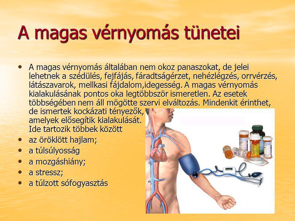 otthoni magas vérnyomás elleni népi gyógymód