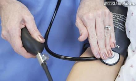 hatékony kezelés a magas vérnyomás ellen