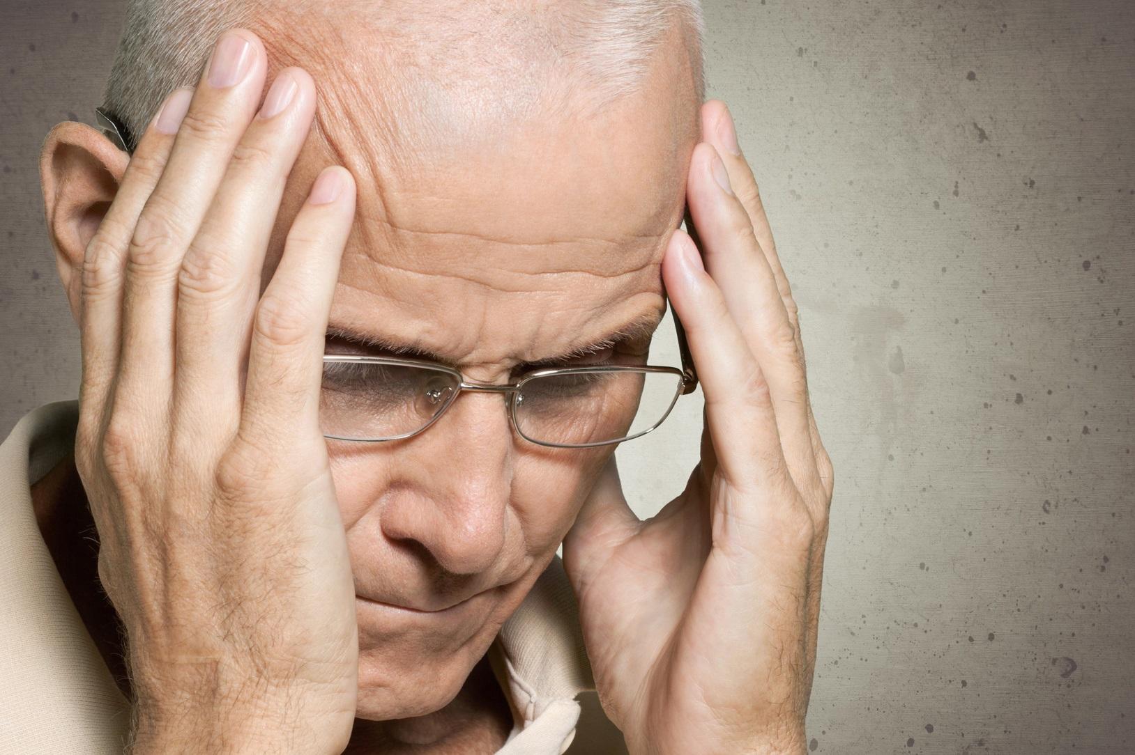 Időskori zavartság