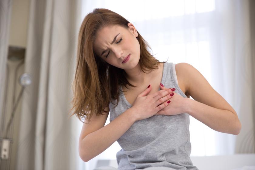 magas vérnyomás miért fáj a szív