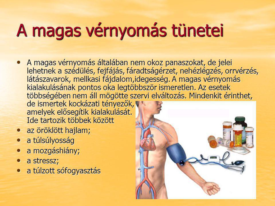 magas vérnyomású szédülés gyógyszerei súlyzók és magas vérnyomás