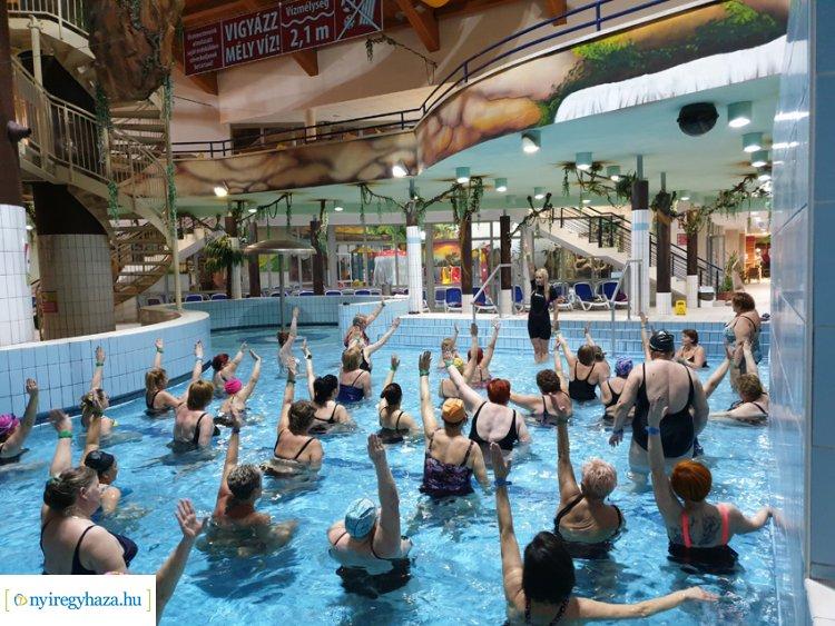 vízi aerobik magas vérnyomás ellen