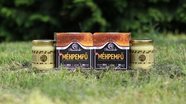 Mannavita Friss tiszta Méhpempő