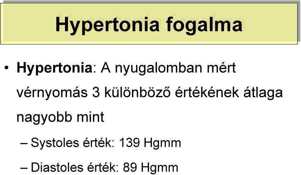 aritmia műtétre a hipertónia kezelésének teljes skálája