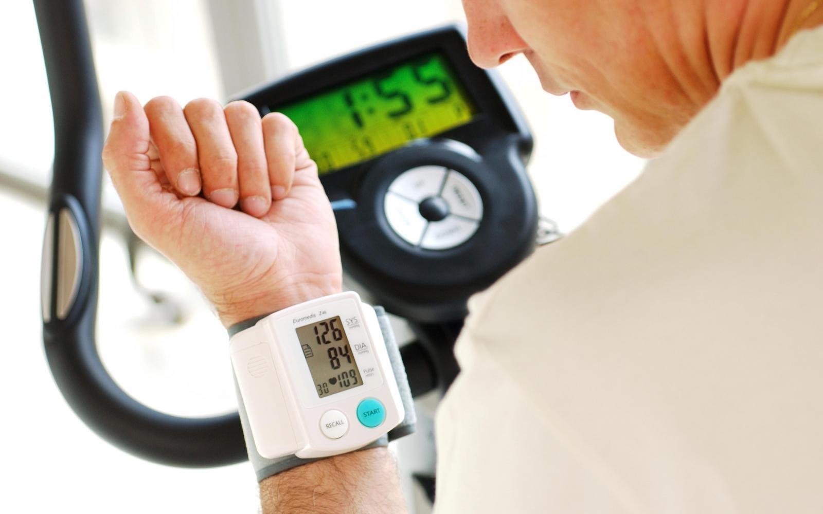 visszhang a magas vérnyomásban