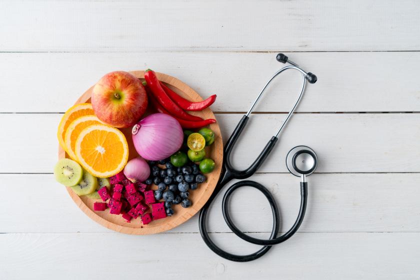 milyen ételeket érdemes enni magas vérnyomás esetén