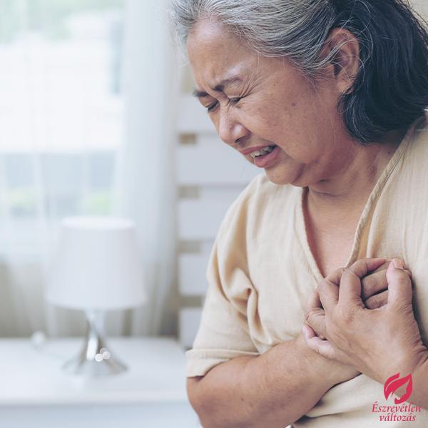 magas vérnyomás menopauzás nőknél