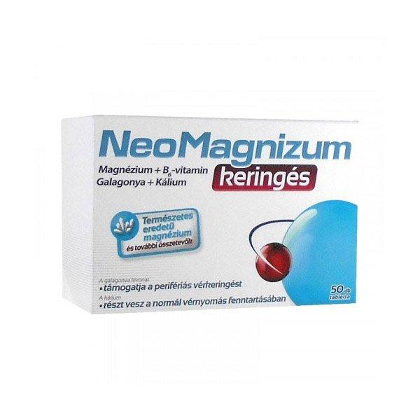 Magnézium Béres 375 mg + B6 filmtabletta 30x