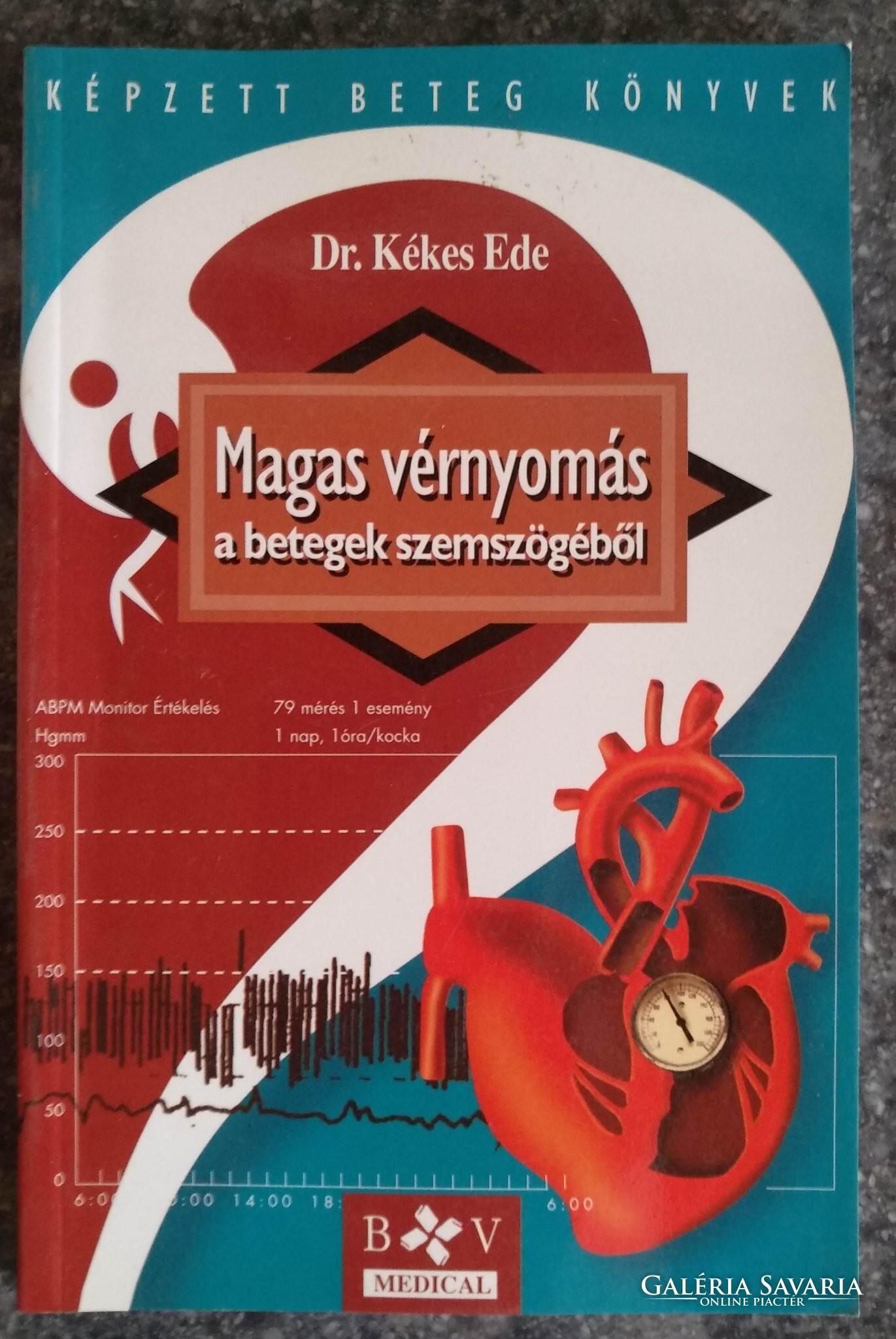 magas vérnyomás kezelés könyv