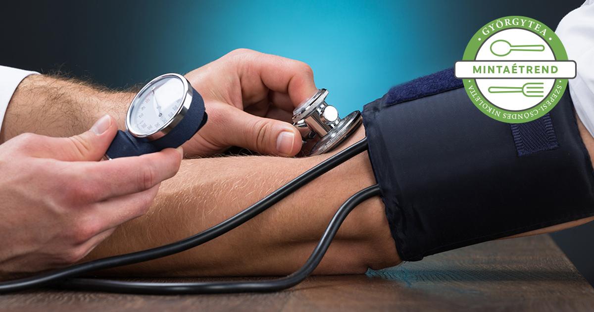 mit érdemes enni ha magas vérnyomás