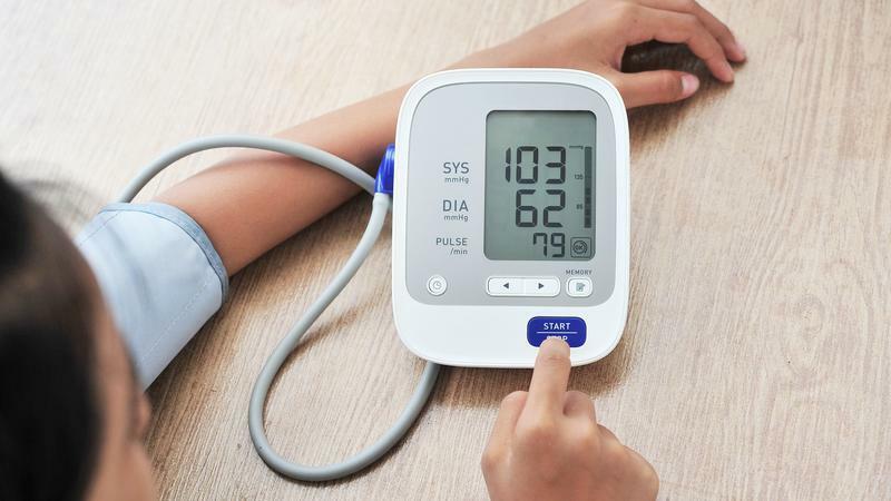 hogyan lehet ellenőrizni hogy van-e magas vérnyomás