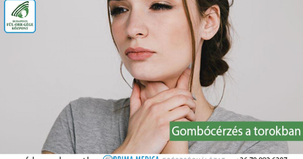 Rekedt hang, köhögés, gombócérzés- a megnagyobbodott pajzsmirigy tünetei is lehetnek
