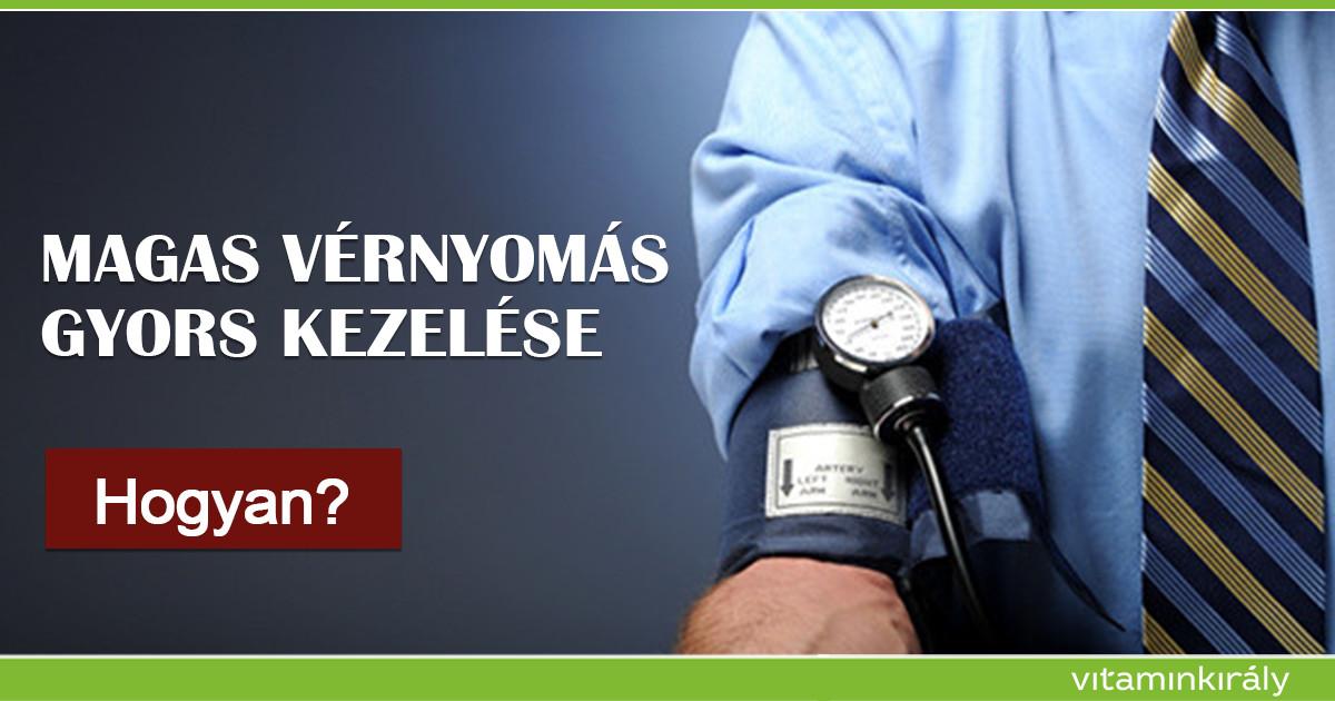 magnéziával járó magas vérnyomás kezelésének kúrája ketonális és magas vérnyomás