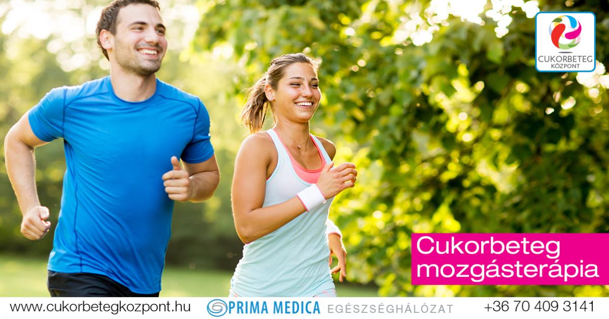 Cukorbetegség és testmozgás