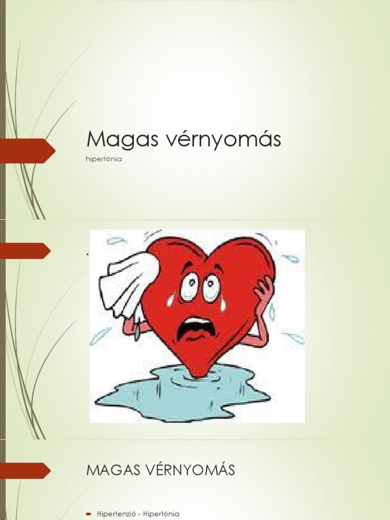 Magas vérnyomás és a szív