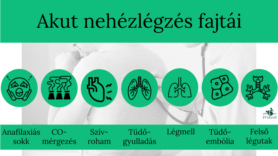 Veszélyes betegséget jelezhet a légszomj - HáziPatika