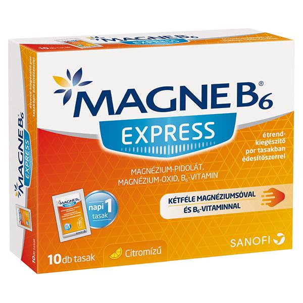 Magne B6 Extra betegtájékoztató