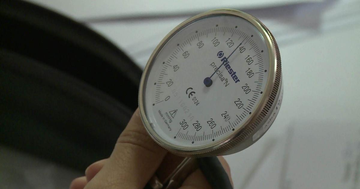 a magas vérnyomás mint kockázati tényező