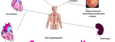 a magas vérnyomás osztályozása a magas vérnyomás fokozat szerinti osztályozása