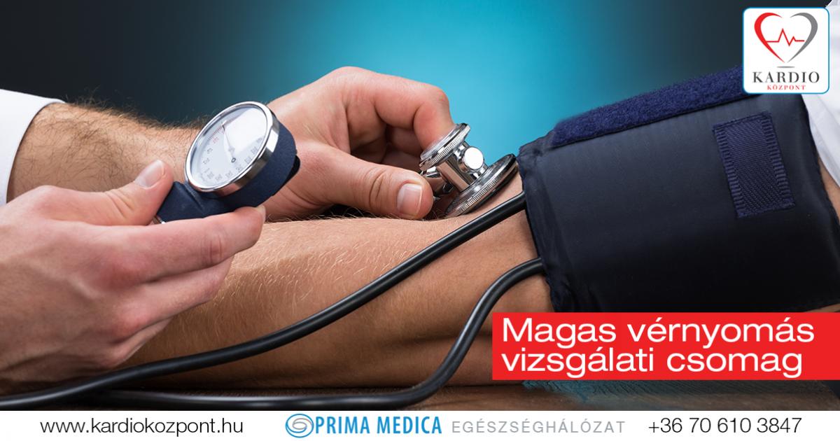 magas vérnyomás ápolók számára Magas vérnyomás kezelési folyóirat