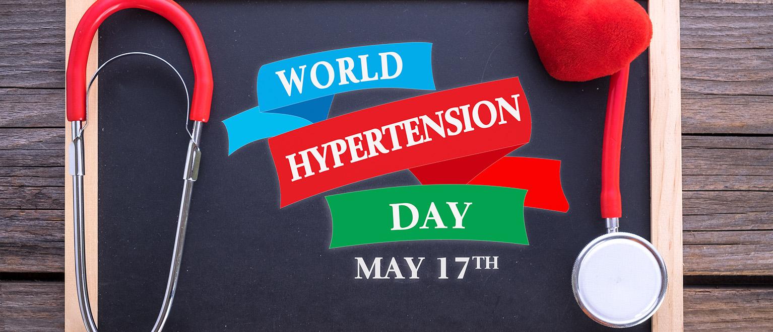 Május 17 - A magas vérnyomás világnapja