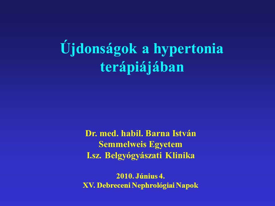 répalé magas vérnyomás esetén 3 magas vérnyomás-rohamban szenvedő személynek