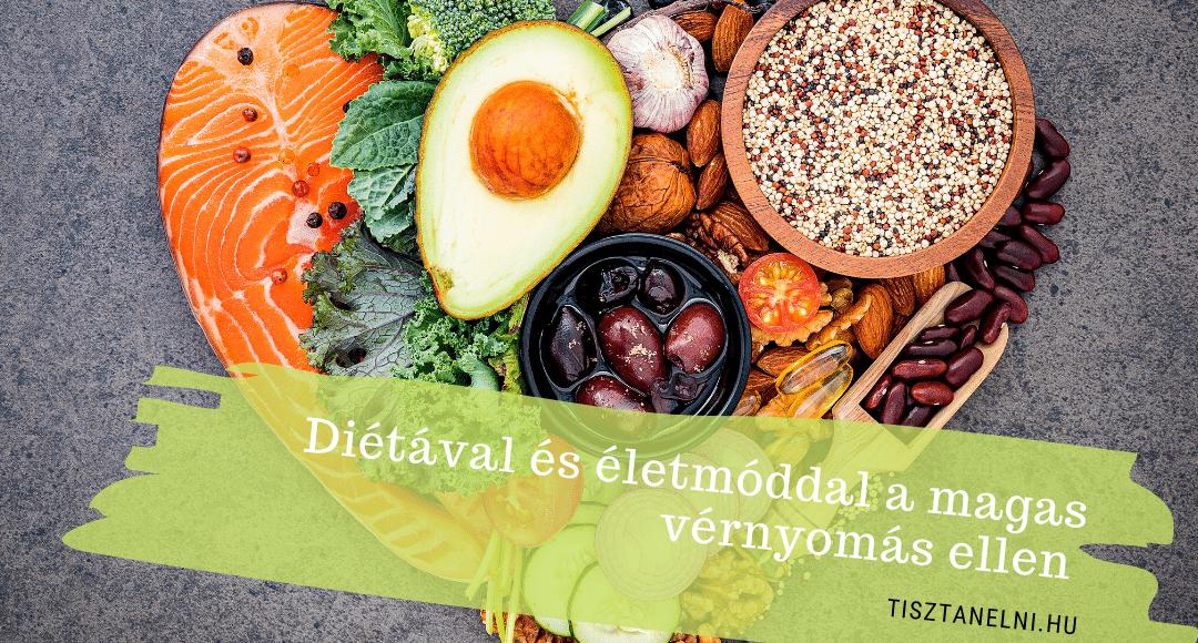 a leghasznosabb élelmiszerek a magas vérnyomás ellen magas vérnyomás és duzzadt lábak