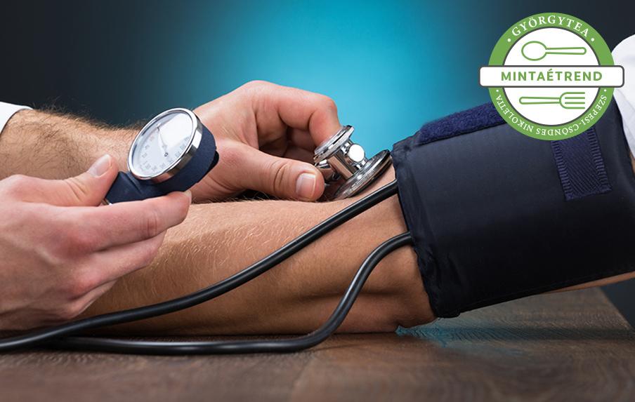 6 diéta magas vérnyomás esetén