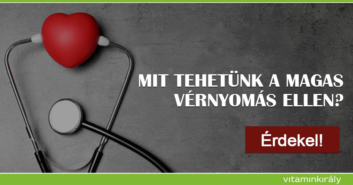hogyan kell e-vitamint szedni magas vérnyomás esetén infúziós terápia magas vérnyomás esetén