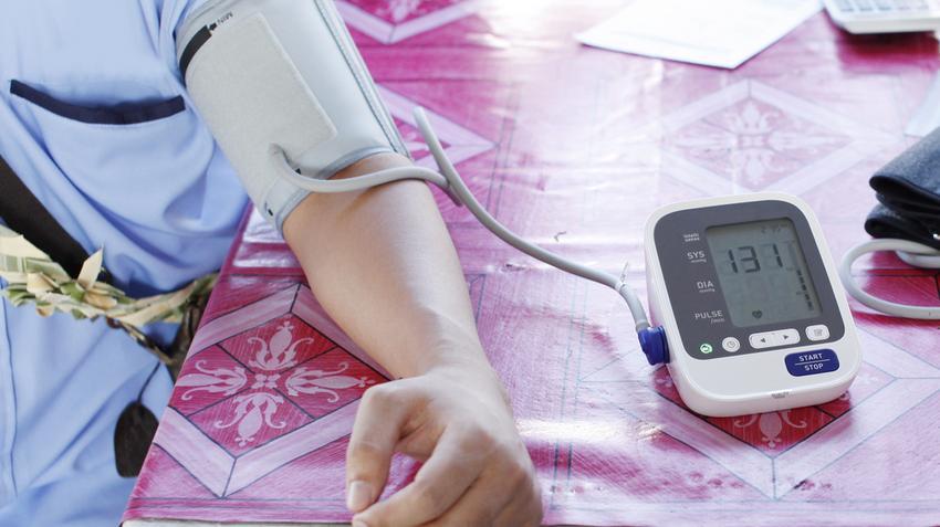 gerincbetegség és magas vérnyomás