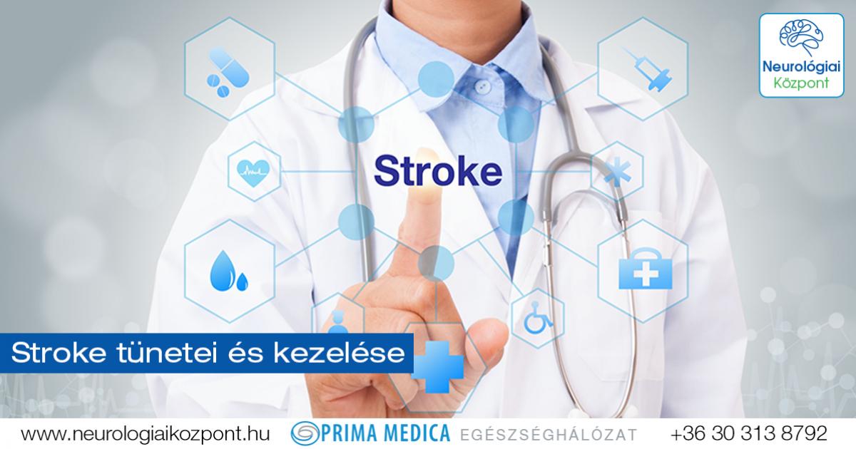 magas vérnyomás és kezelési stroke a magas vérnyomás témája